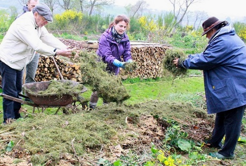 jardin naturel biologique en permaculture jardin for t ForPermaculture Bretagne